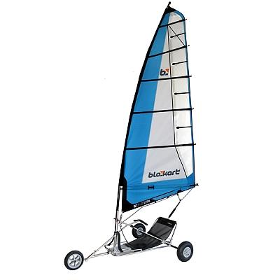 Blokart - vozík s plachtou