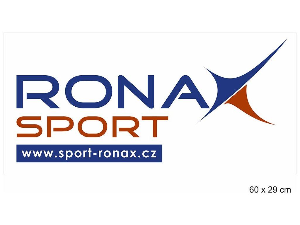 Ronax Sport samolepka 60 x 29