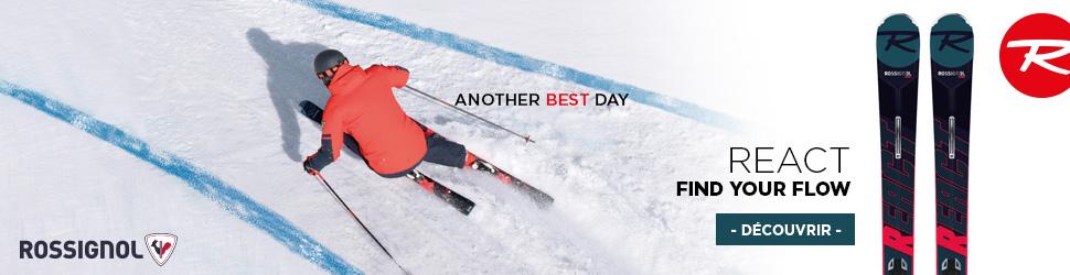Nové lyže Rossignol