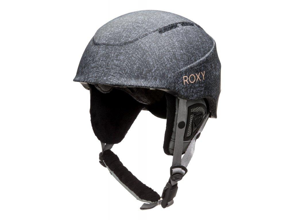 ROXY MILLBURY helma lyžařská h.heather 17/18