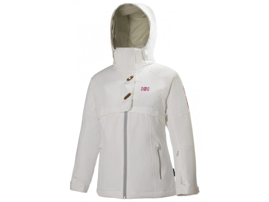 Helly Hansen W Switch Jacket White