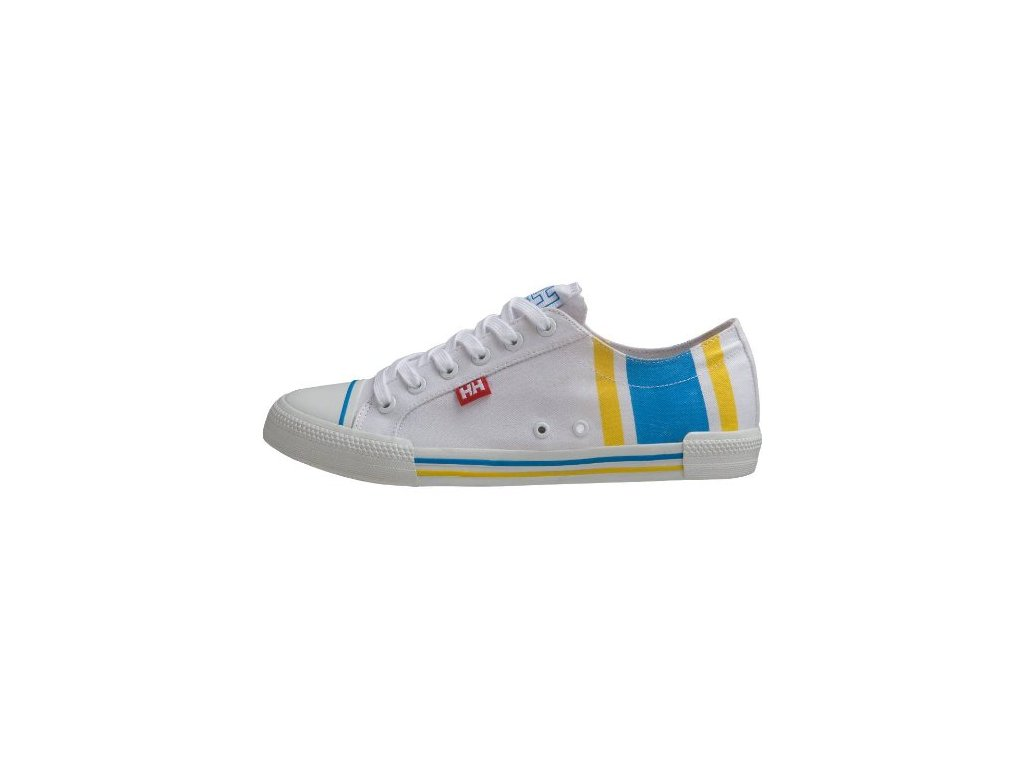 HELLY HANSEN W NAVIGARE SALT LOW white/azure blue/yellow