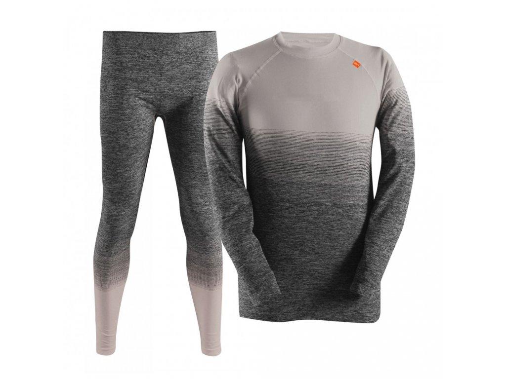 Funkční prádlo 2117 FLLENMO Grey - 18/19