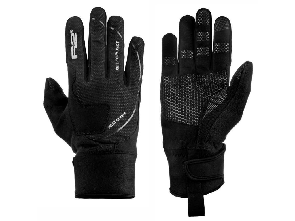 Zateplené rukavice R2 BLIZZARD - ATR03D