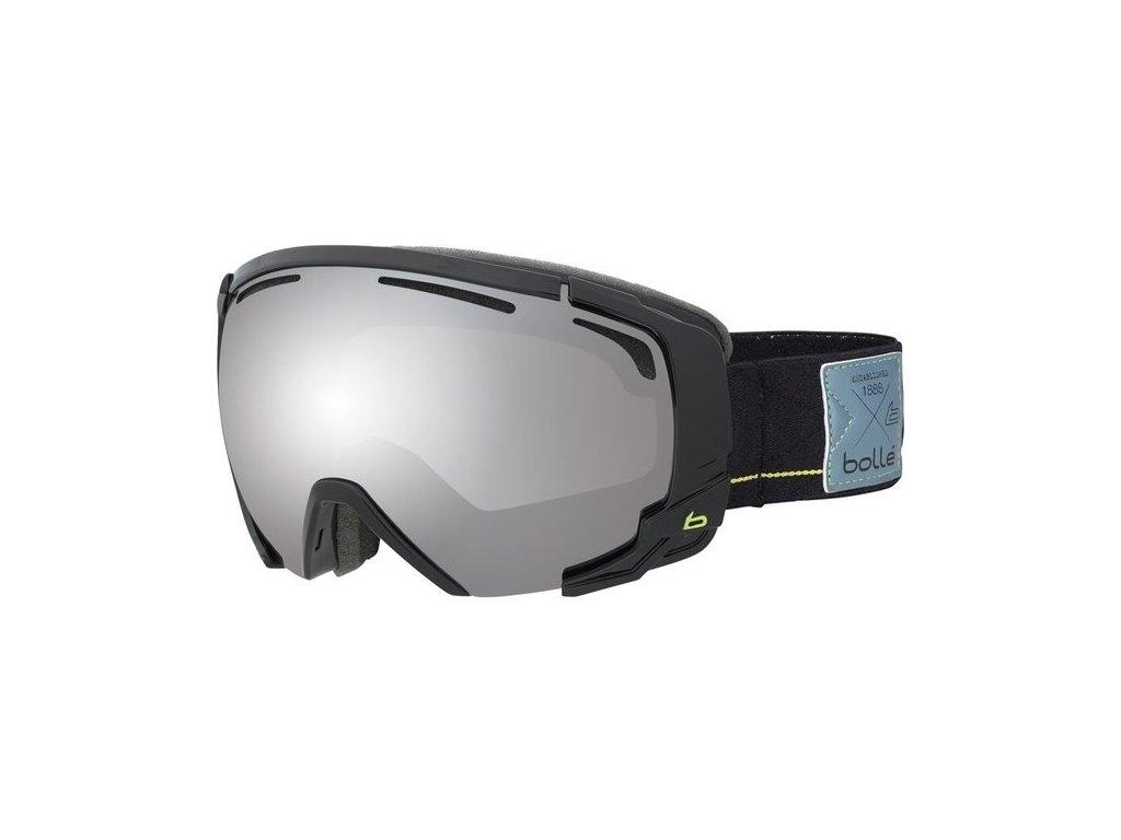 Lyžařské brýle BOLLÉ SUPREME OTG black/lime
