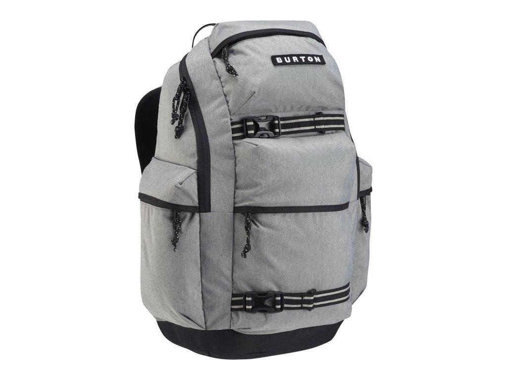 Batoh BURTON KILO 27L Pack Grey Heather NA