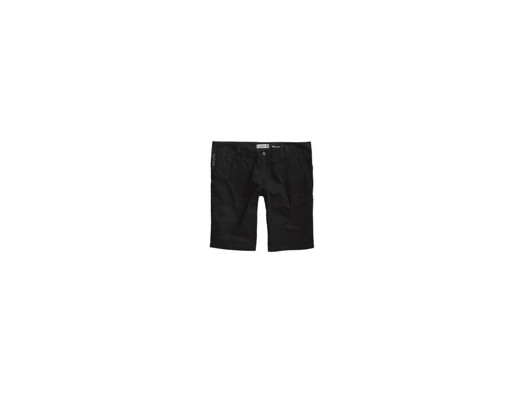 Šortky BURTON WLK OF SHM SHORT WMN true black
