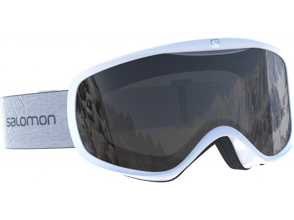 Brýle SALOMON SENSE white/mirror silver - L399061