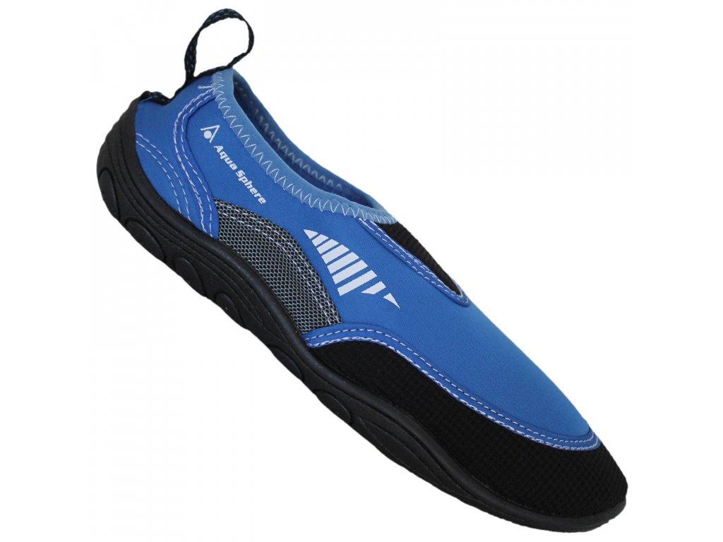 Boty AQUA SPHERE BEACHWALKER RS blue/black
