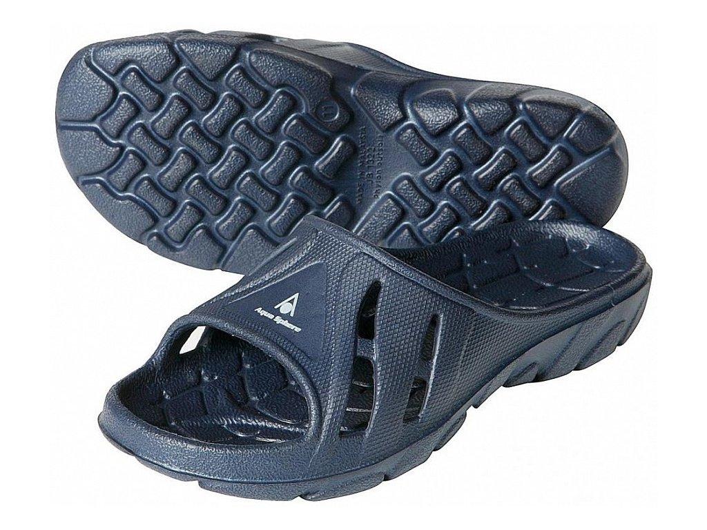 Pantofle AQUA SPHERE ASONE blue