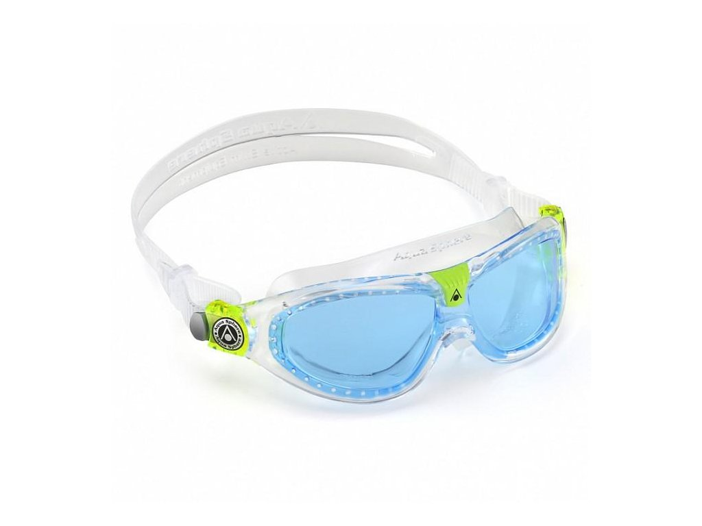 Plavec. brýle AQUA SPHERE SEAL KID 2 lens clear blue
