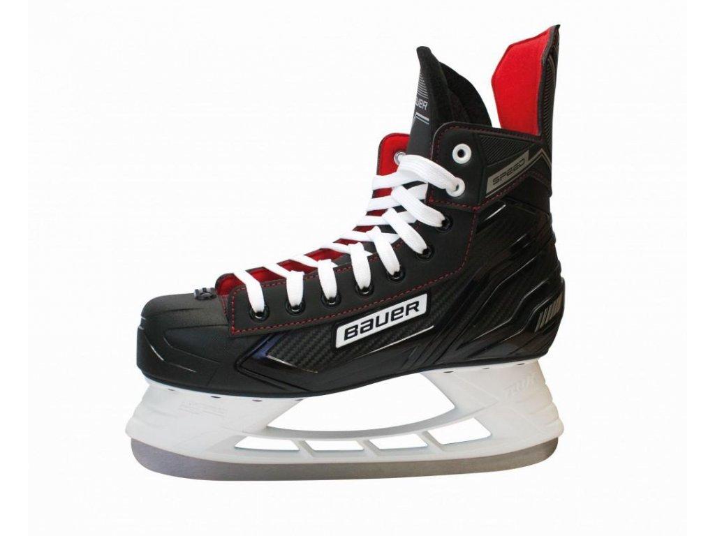 Hokejové brusle BAUER SPEED SKATE Jr. black 19/20