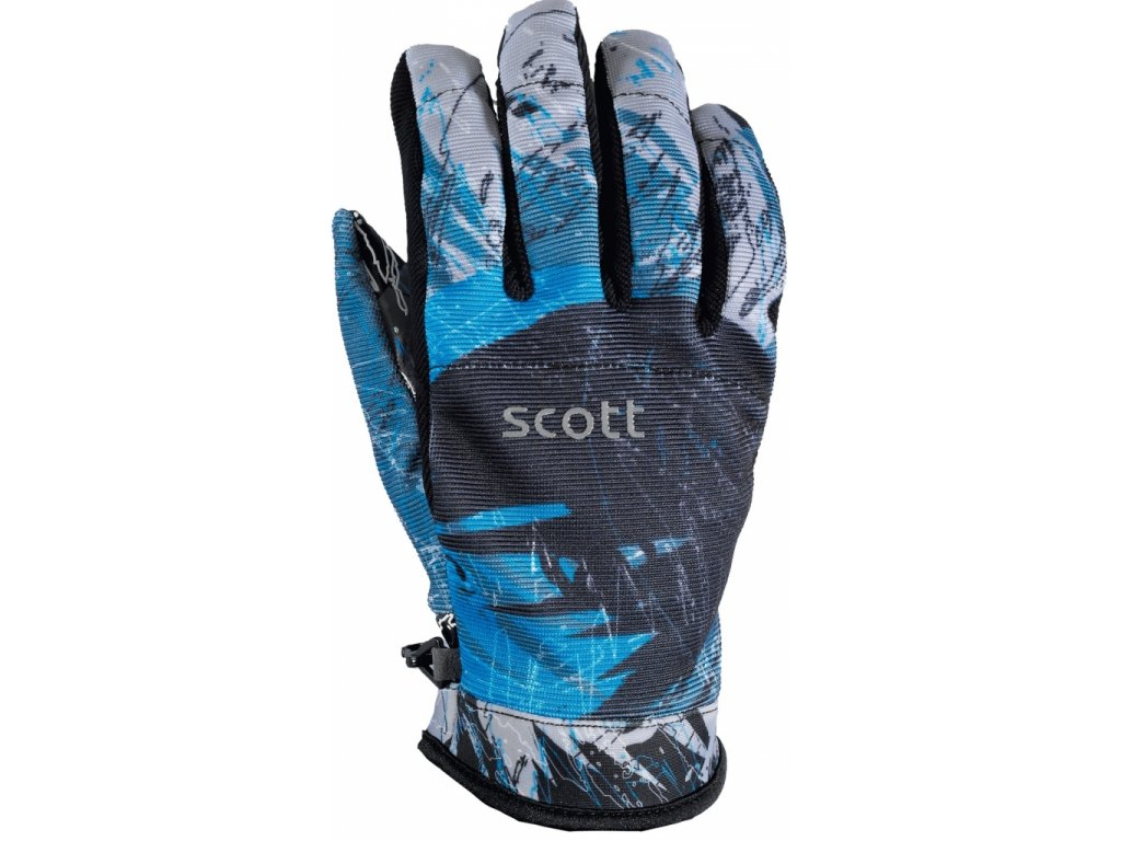 Rukavice SCOTT SEDGWICK black/grey