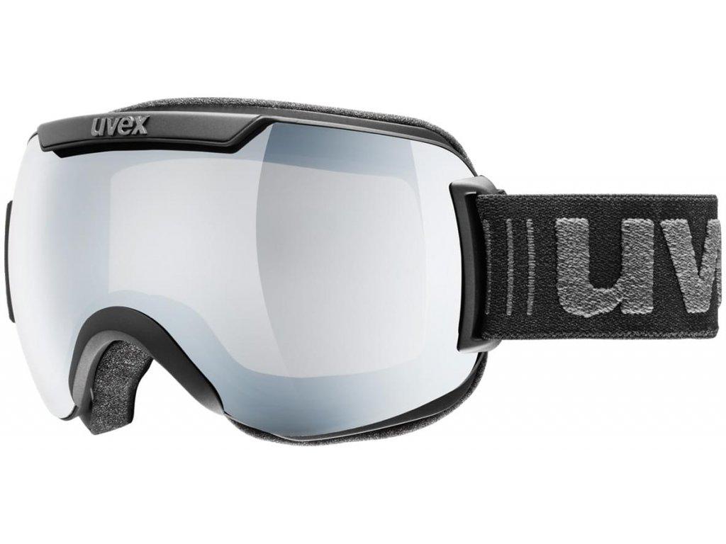 Brýle lyžařské UVEX DOWNHILL 2000 LM black