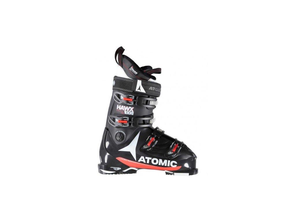 ATOMIC HAWX PRIME PRO 100 Black/Red - 17/18