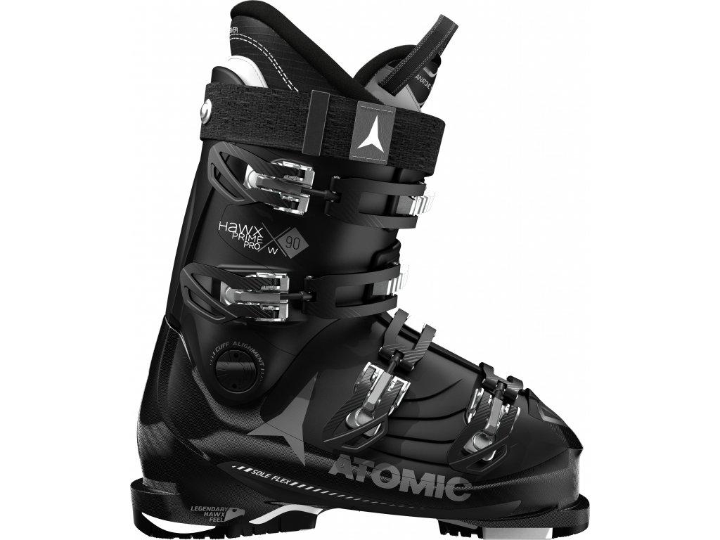 ATOMIC HAWX PRIME PRO 90 W Black/Anthracite - 17/18