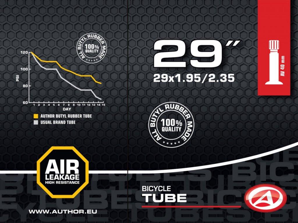 """AUTHOR Duše AT-MTB-29"""" AV40"""