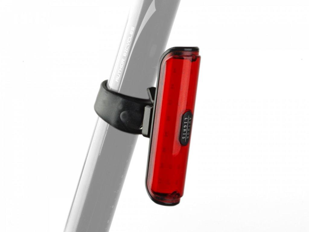 AUTHOR Světlo zad. A-Pilot USB CobLed 50 lm