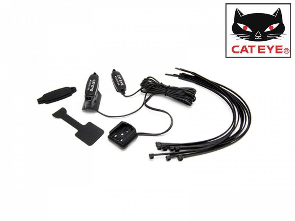 AUTHOR CATEYE Kabeláž CAT cyklopočítač Strada kadence(#1602093)