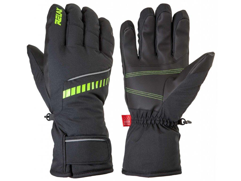 Lyžařské rukavice RELAX DOWN