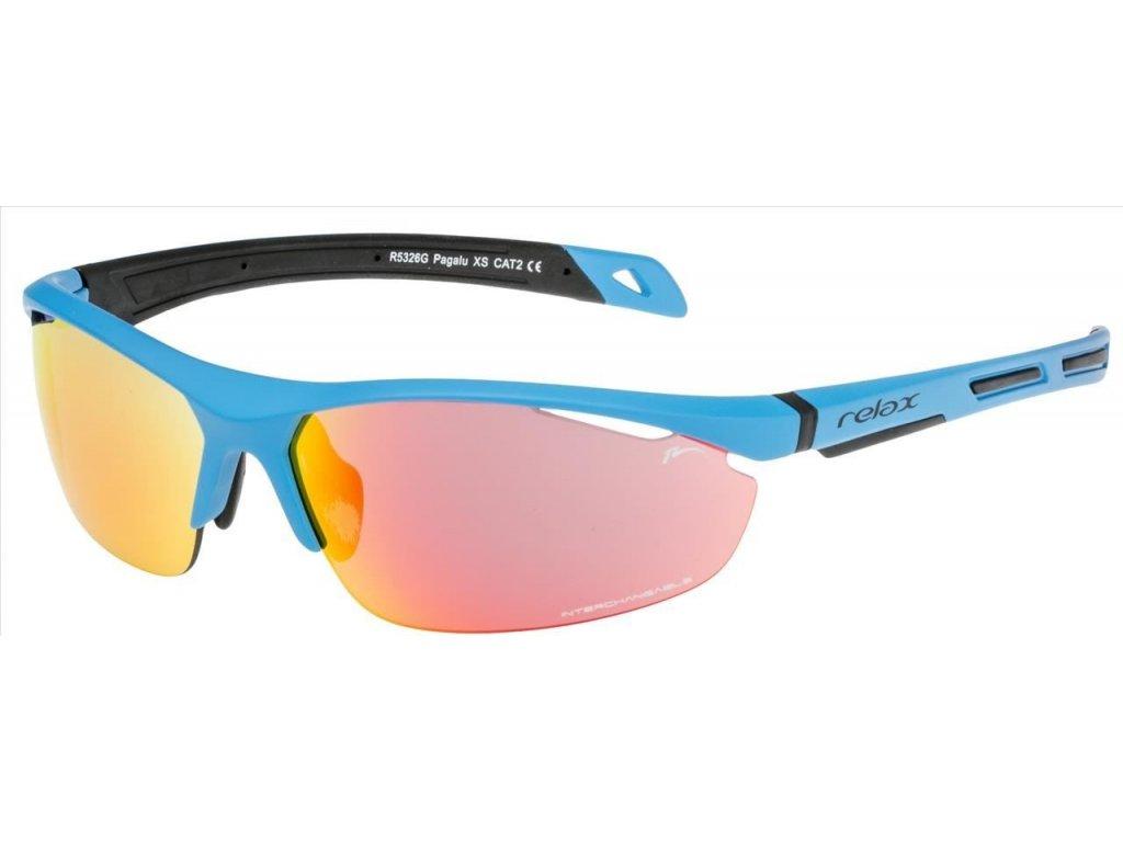 Sportovní brýle RELAX PAGALU XS