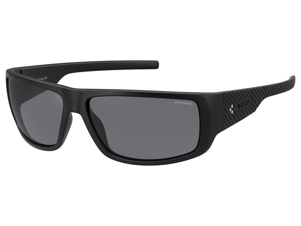 Sluneční brýle POLAROID 7006/S Matte Black/polarized Grey 2020