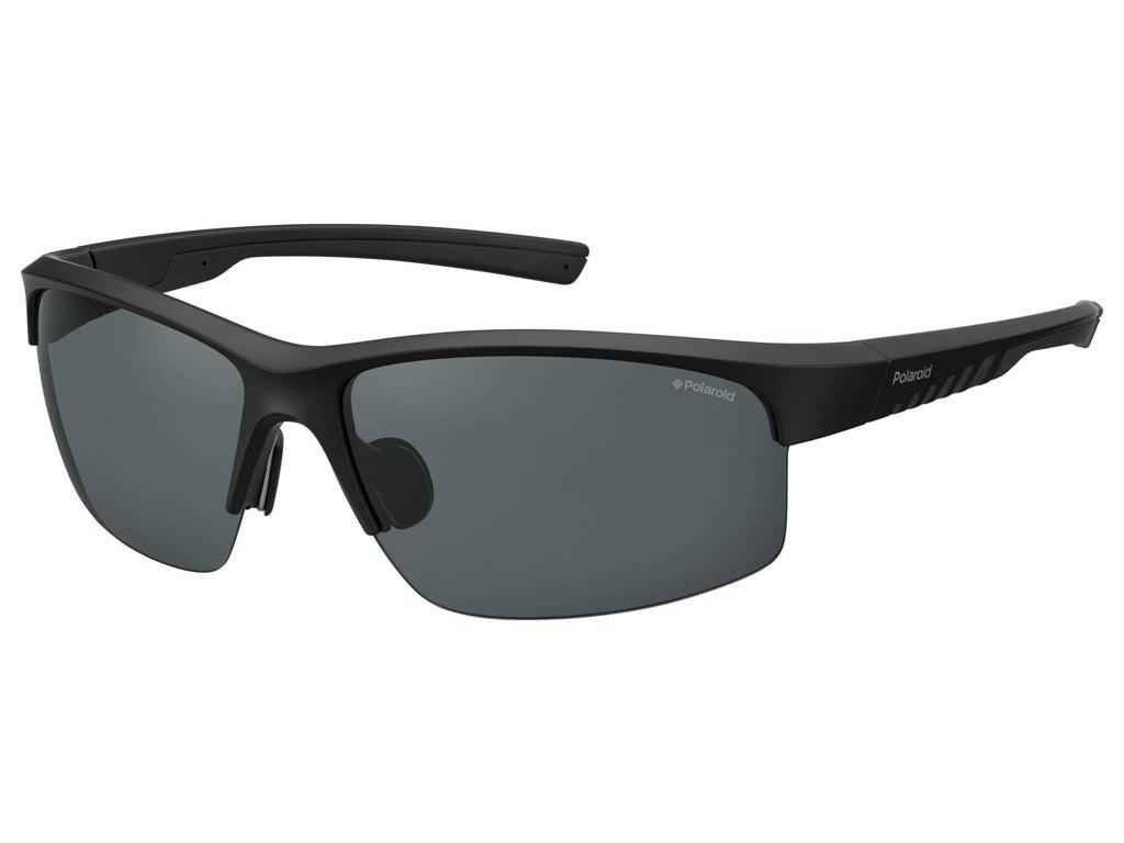 Sluneční brýle POLAROID 7018/S Black/polarized Grey 2020