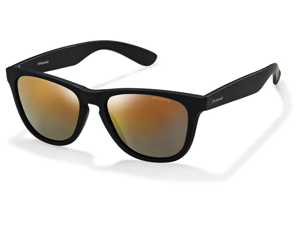 Sluneční brýle POLAROID 8443/Black/Polarized Grey Red 2020
