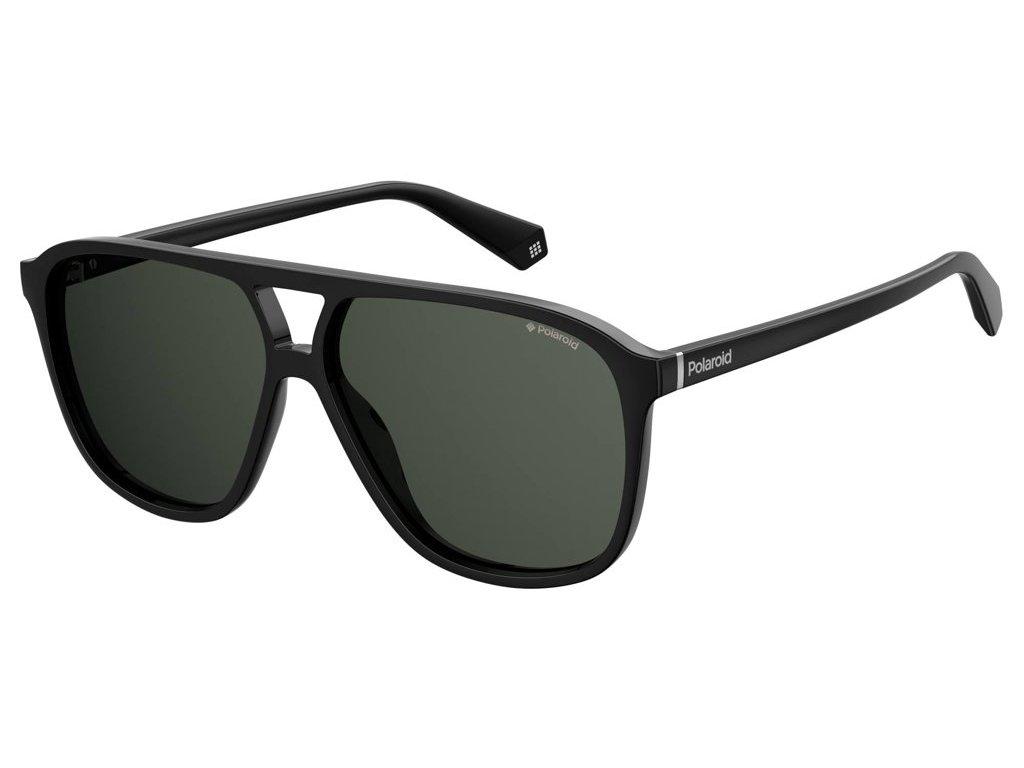Sluneční brýle POLAROID PLD 6097/S Black/polarized Grey 2020