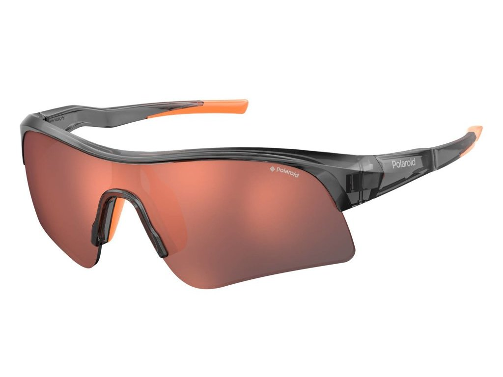 Sluneční brýle POLAROID PLD 7024/S Grey Orange/polarized Red Sp 2020