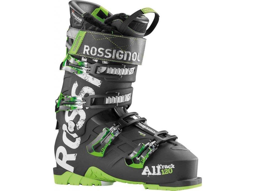 ROSSIGNOL ALLTRACK 120 blk/green - 16/17