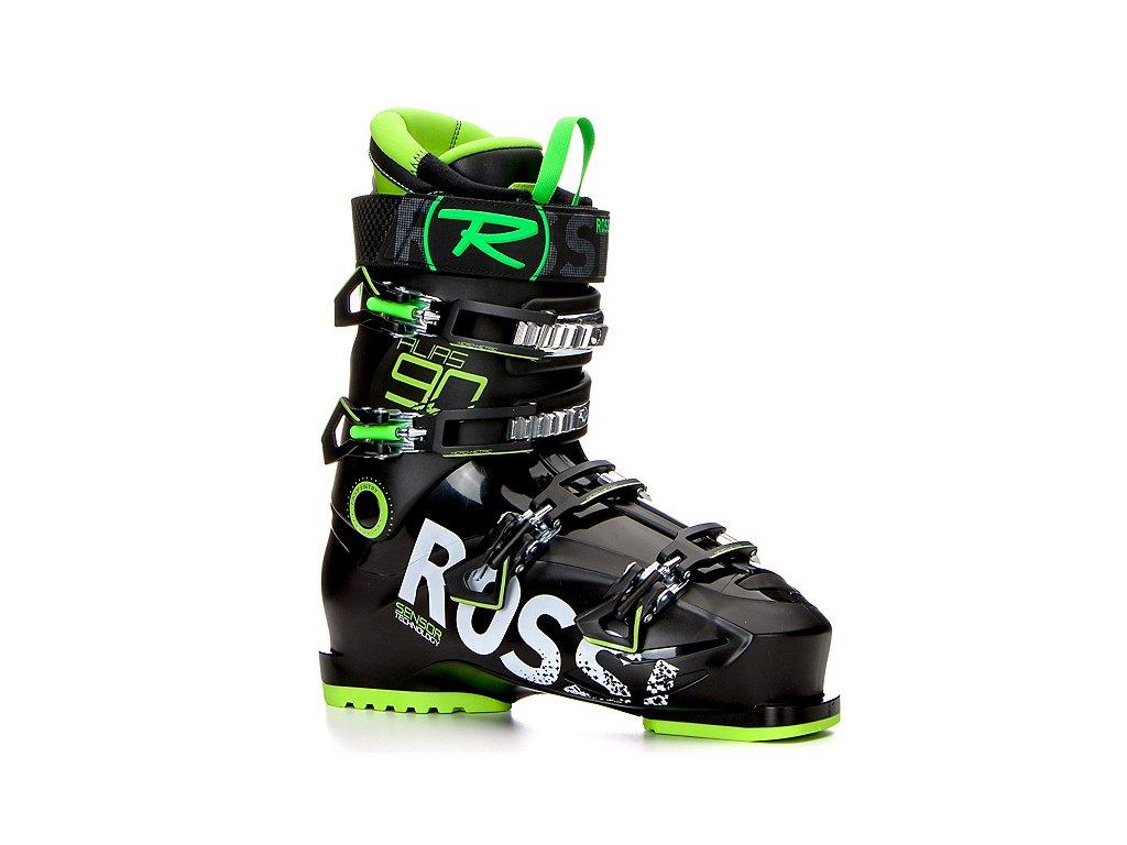 Rossignol Alias 90 blk/green - 17/18