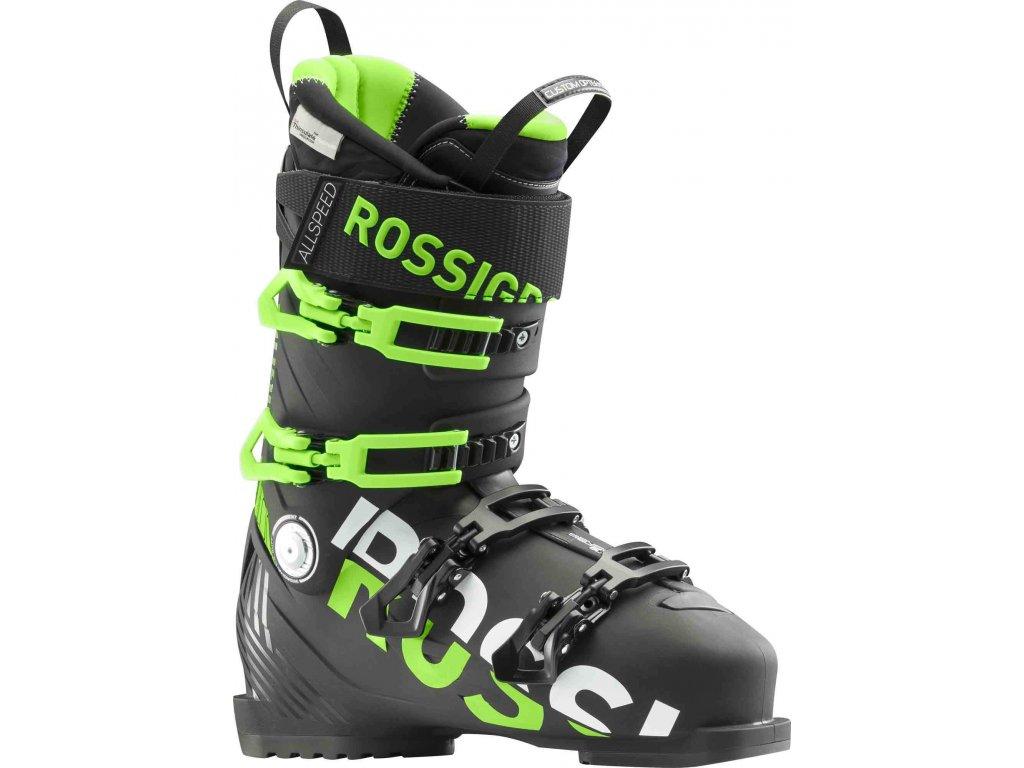 Rossignol Allspeed Pro 100 blk/green - 17/18