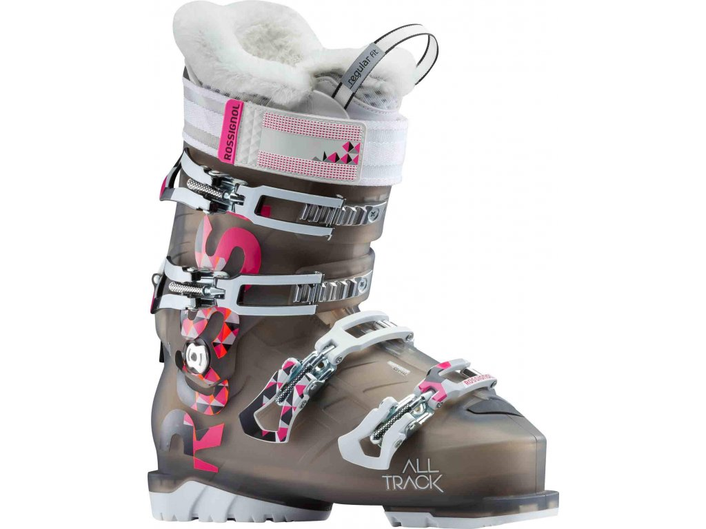 Rossignol Alltrack 70 W grey/pink - 17/18