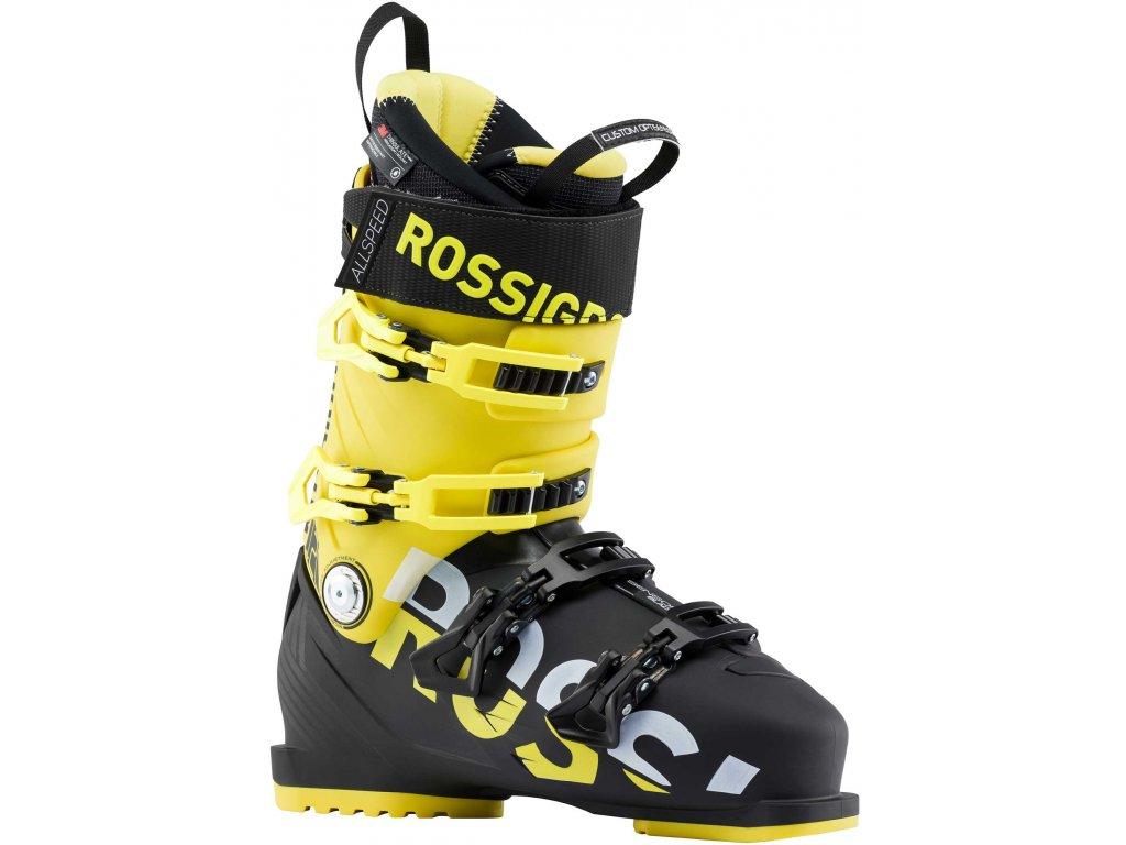 Rossignol Allspeed 120 yellow/blk - 18/19