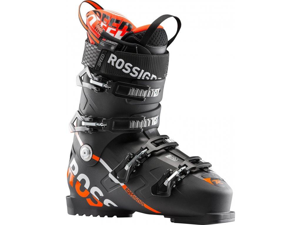 Rossignol Speed 120 black/red - 18/19