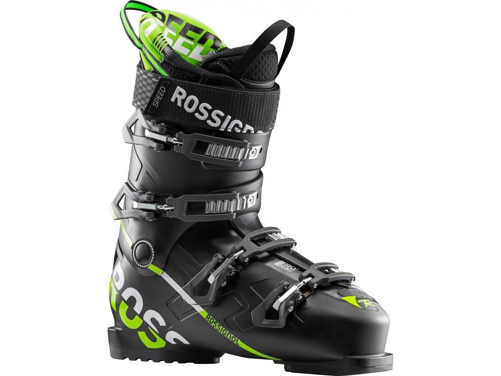 Rossignol Speed 80 black/green - 18/19