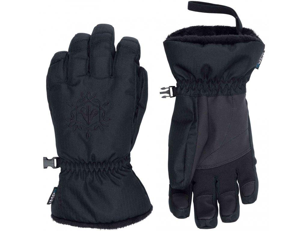 Rossignol TEMPATION IMPR lyžařské rukavice black - 18/19