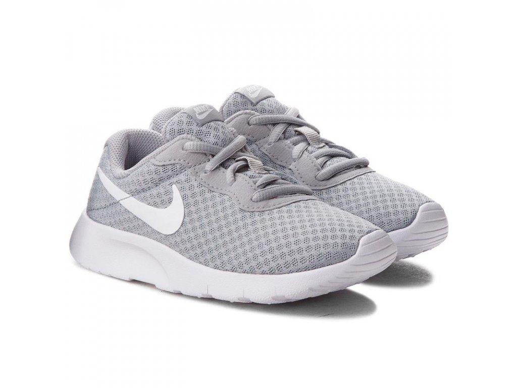 NIKE TANJUN grey/white 812654-010