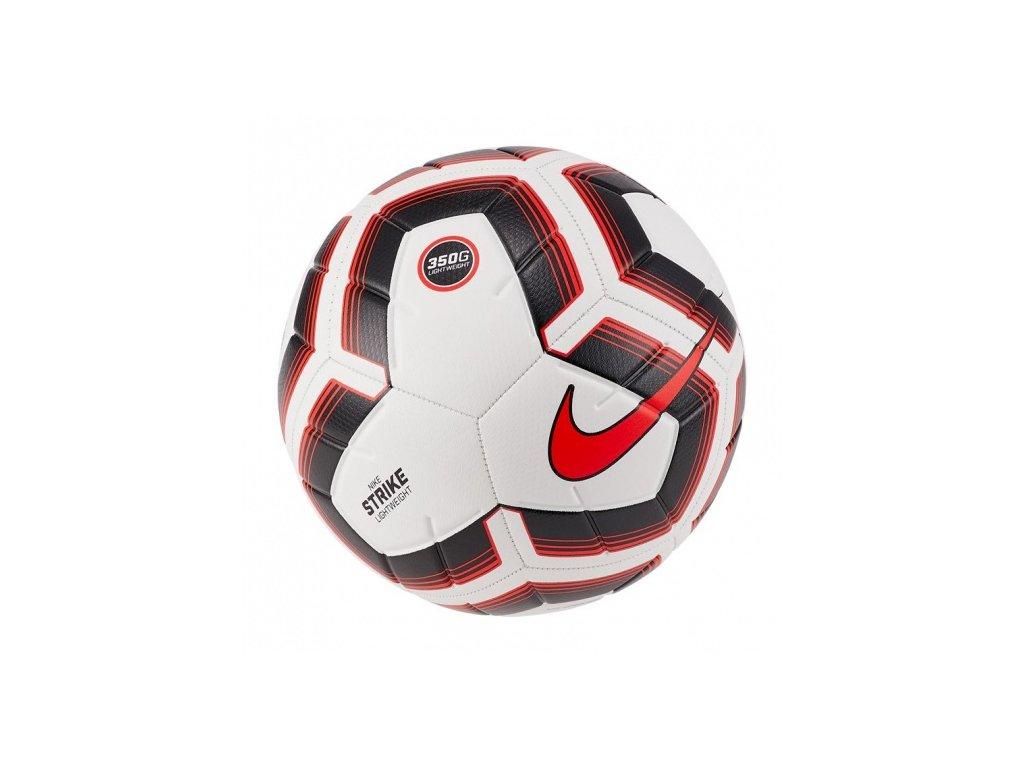 Fotbalový míč NIKE Strike Team white/black/bright 2020