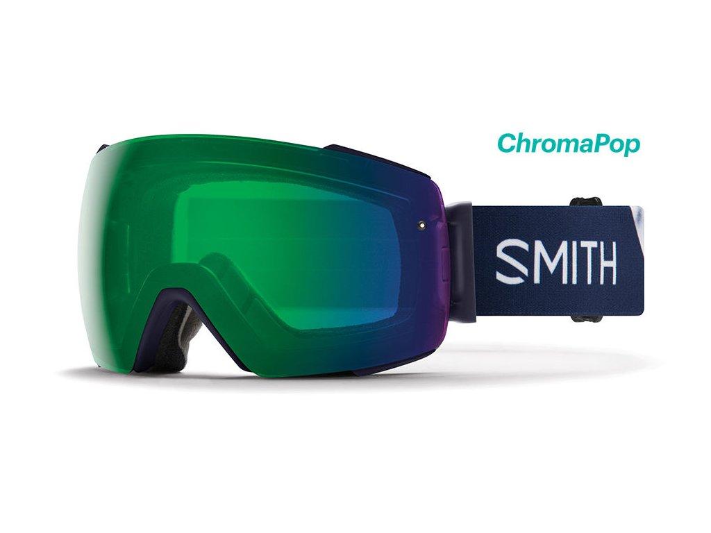 Brýle SMITH I/O MAG ink status chromapop everyday green 18/19