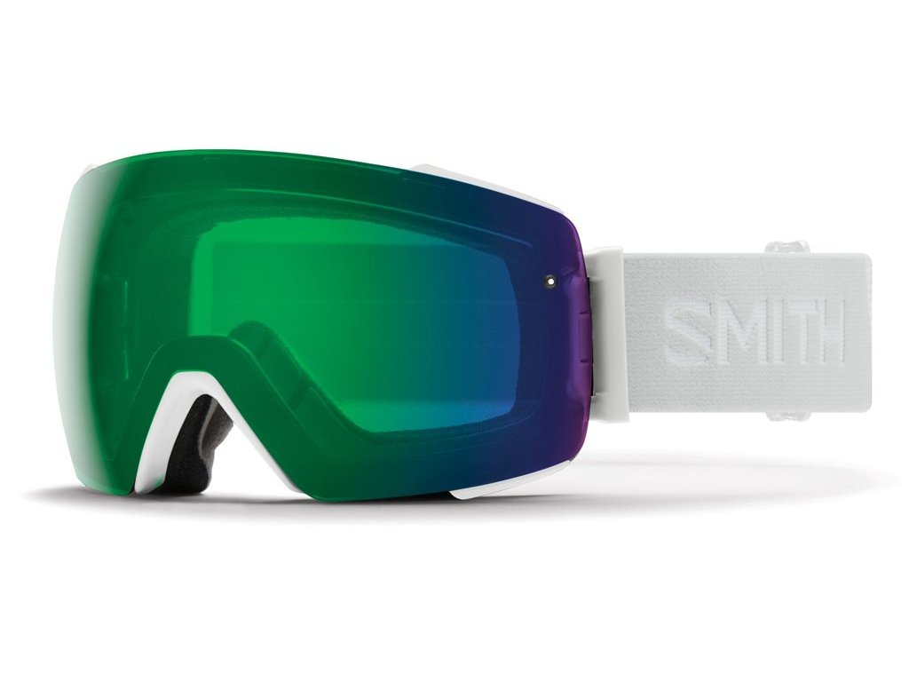 Brýle SMITH I/O MAG white vapor chromapop everyday green 18/19