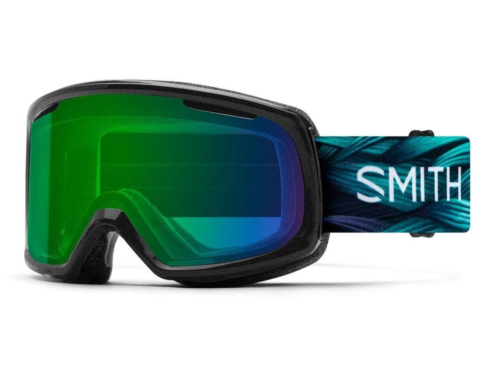 Brýle SMITH RIOT adele renault chromapop ed green 19/20