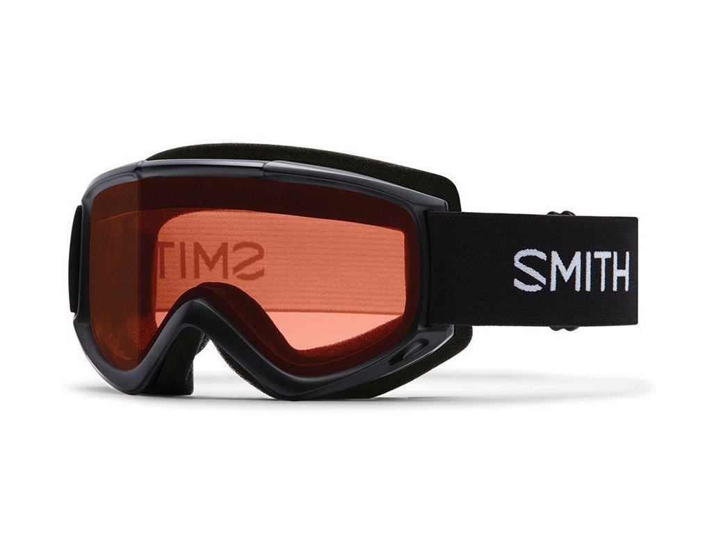 Brýle SMITH CASCADE black 19/20