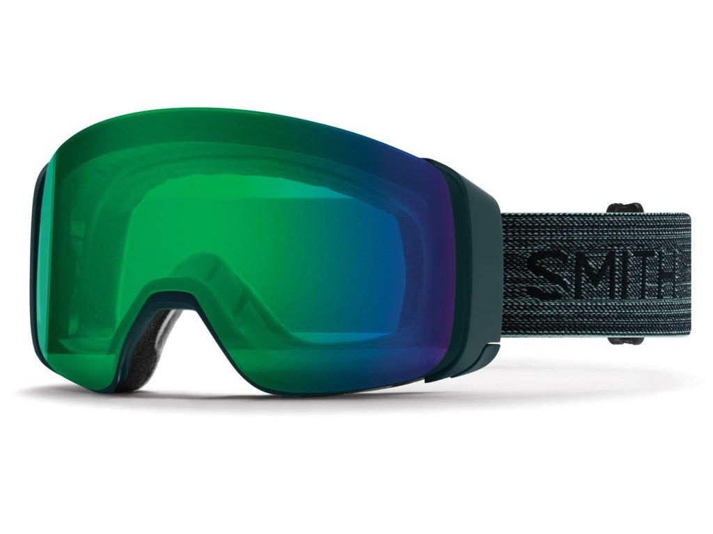 Brýle SMITH 4D MAG deep forest chromapop everyday green 19/20