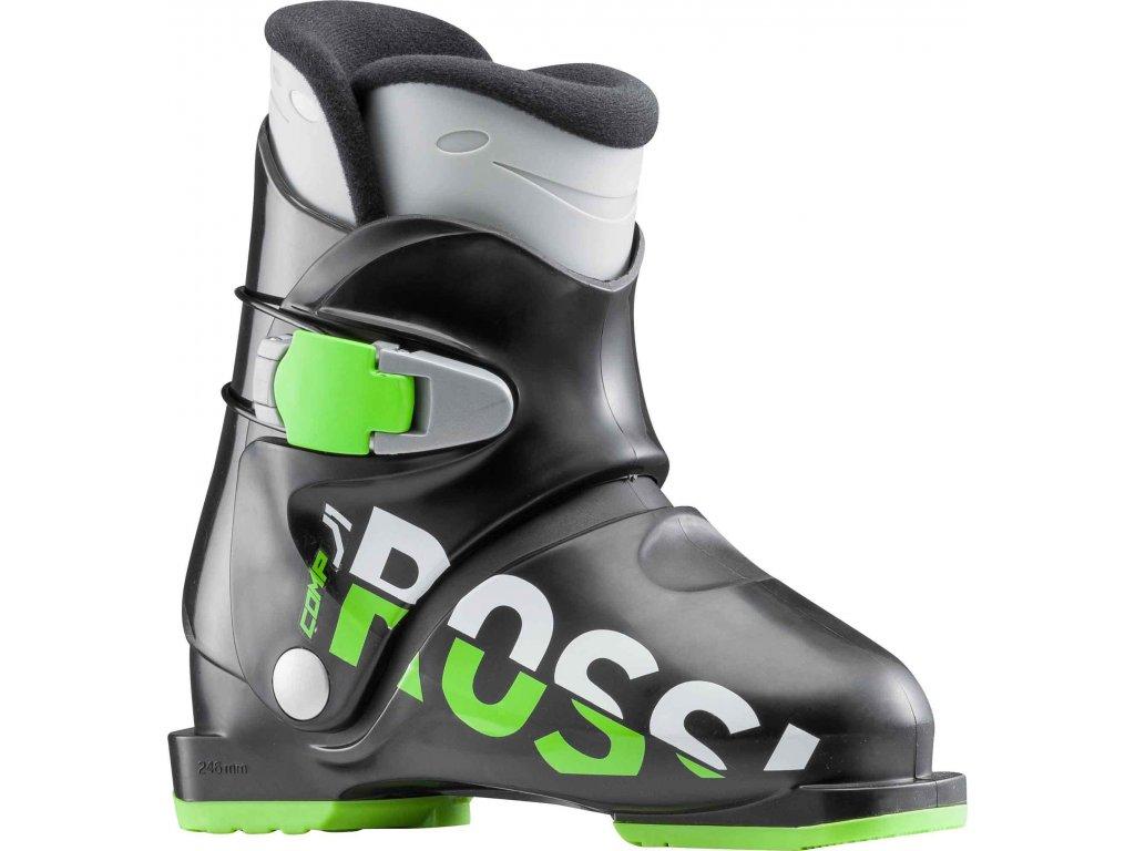 Rossignol Comp J1 black-boty
