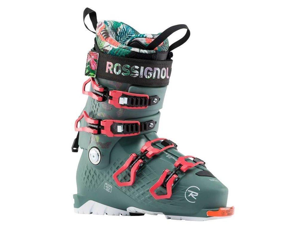 Rossignol Alltrack Elite 100 lt w-khaki-boty