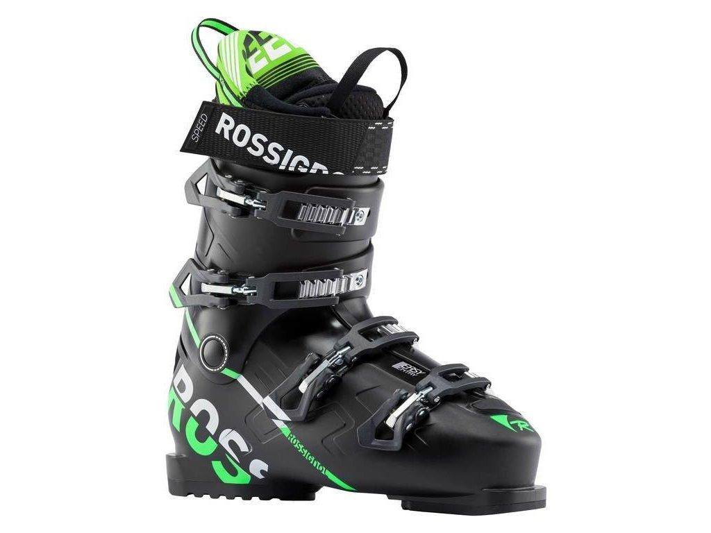 Rossignol Speed 80 black green-boty