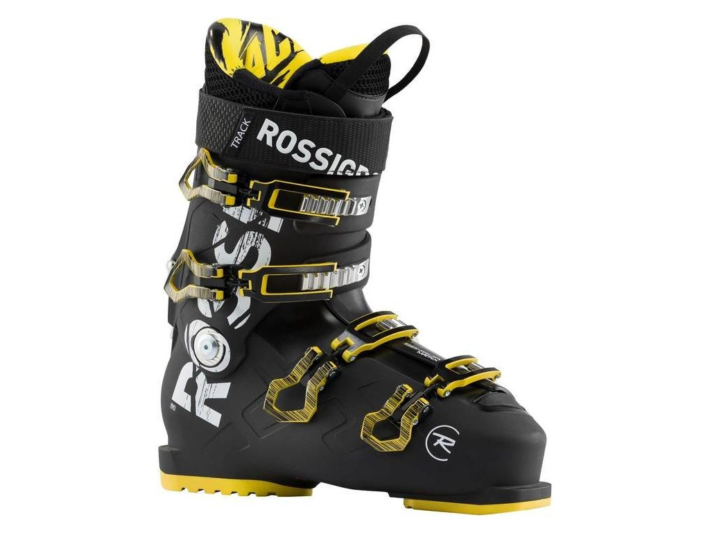 Rossignol Track 90 black/yellow-boty