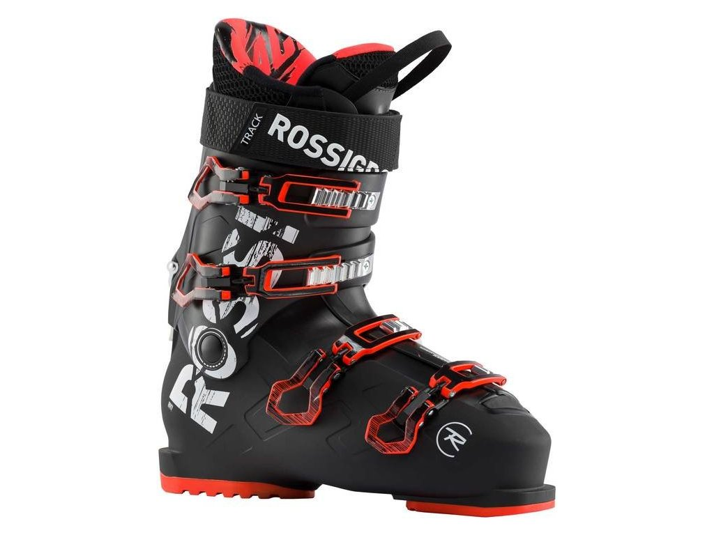 Rossignol Track 80 black/red-boty
